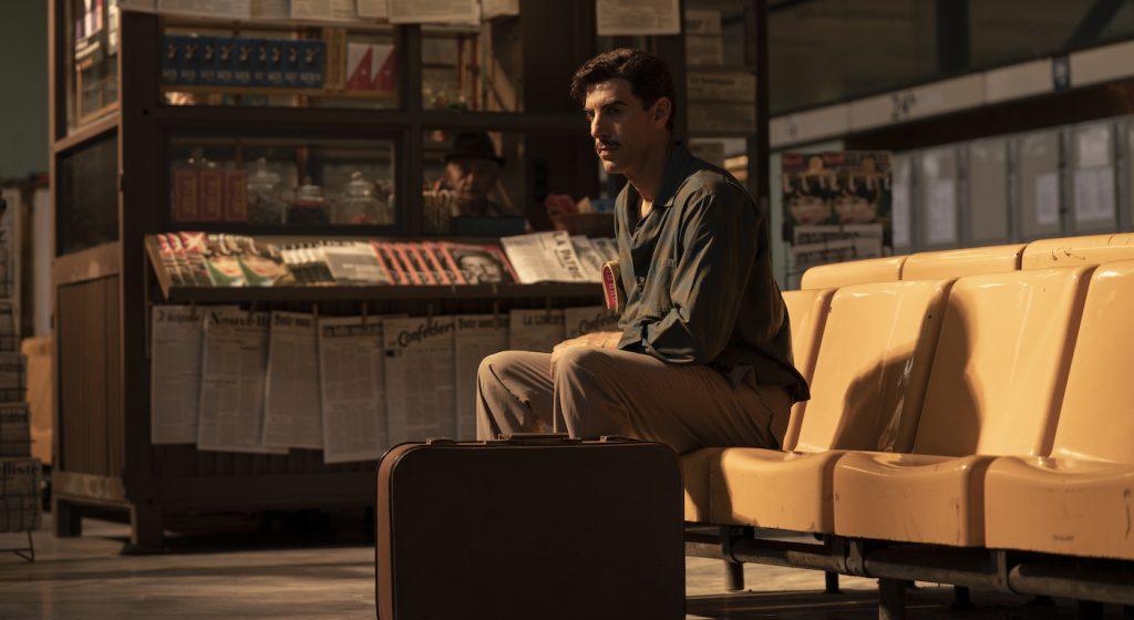 Sacha Baron Cohen in Netflix's 'The Spy.' Photo: David Lukacs. Courtesy Netflix.