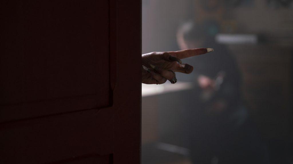 A scene from 'Marianne.' Photo: Emmanuel Guimier. Courtesy Netflix.
