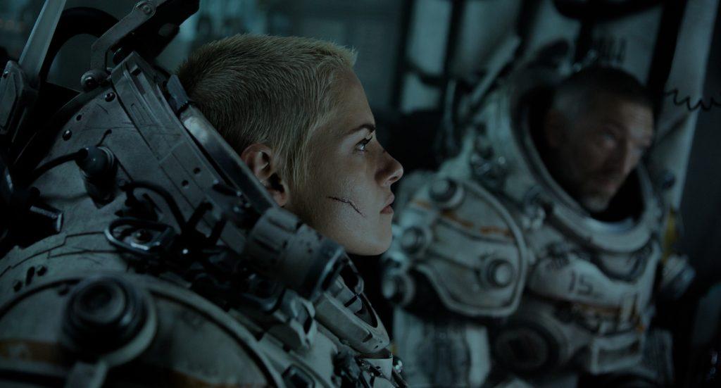 Kristen Stewart in 'Underwater.' Courtesy 20th Century Fox/Walt Disney Studios