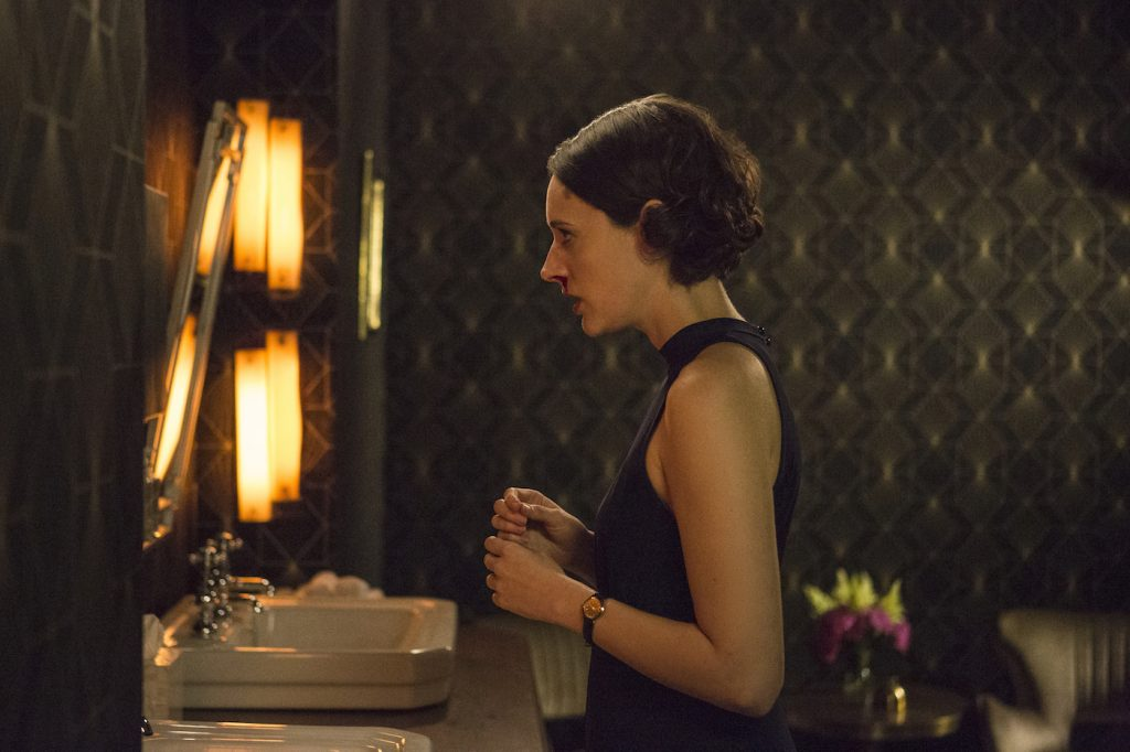 A dinner goes insanely awry in 'Fleabag's brilliant season 2 premiere. Phoebe Waller-Bridge in 'Fleabag.' Courtesy Amazon.