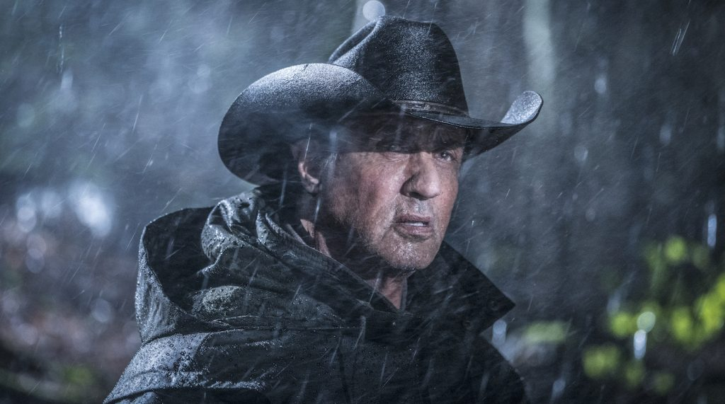 Sylvester Stallone stars as 'Rambo' in Rambo: Last Blood. Photo credit: Yana Blajeva. Courtesy Lionsgate.