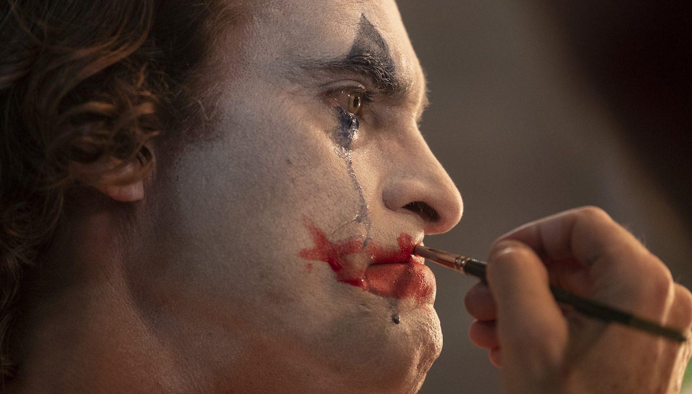 New Joker Images + Joaquin Phoenix on his Inspiration for
