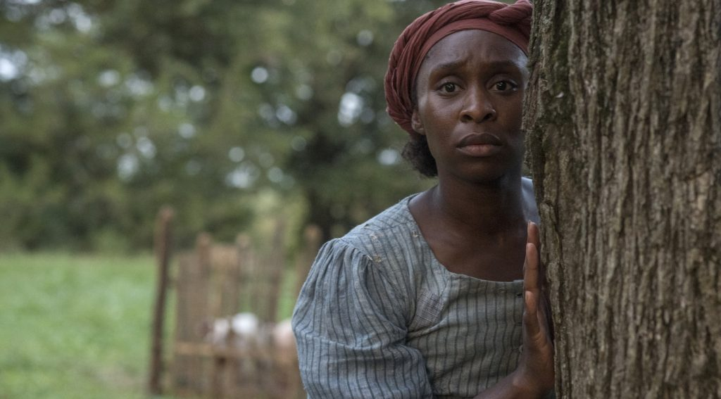 Cynthia Erivo stars as Harriet Tubman in HARRIET, a Focus Features release. Credit:  Glen Wilson / Focus Features