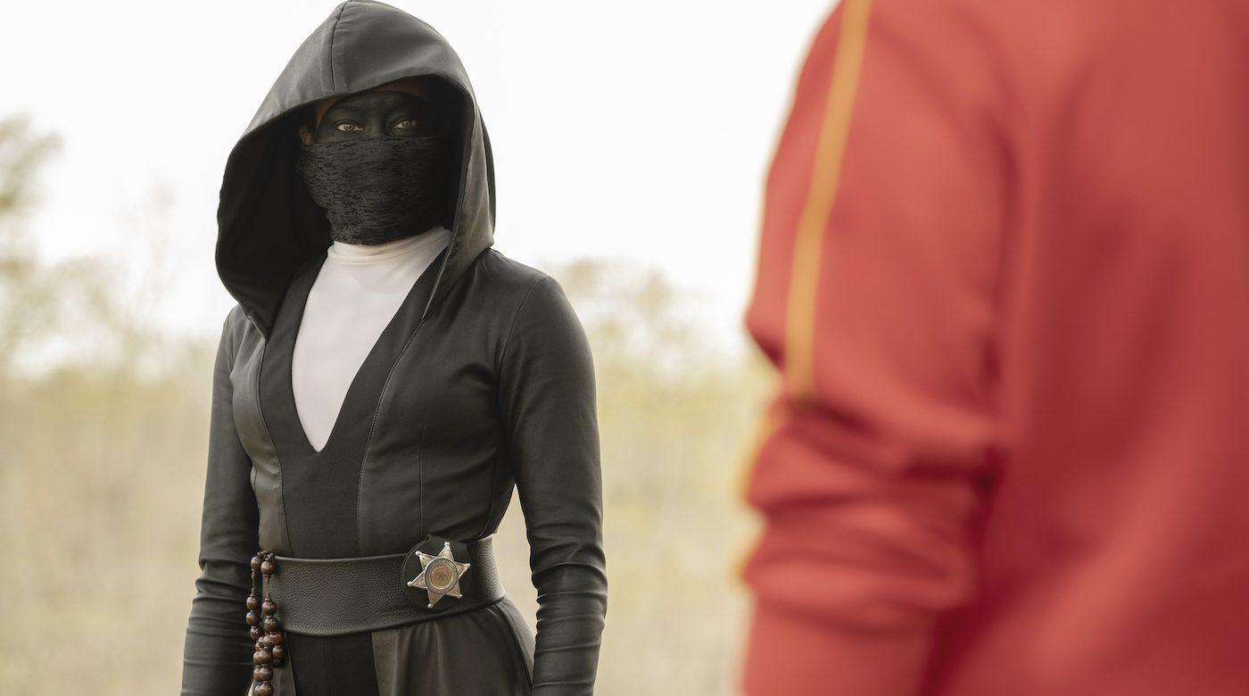 Regina King. photo: Mark Hill/HBO