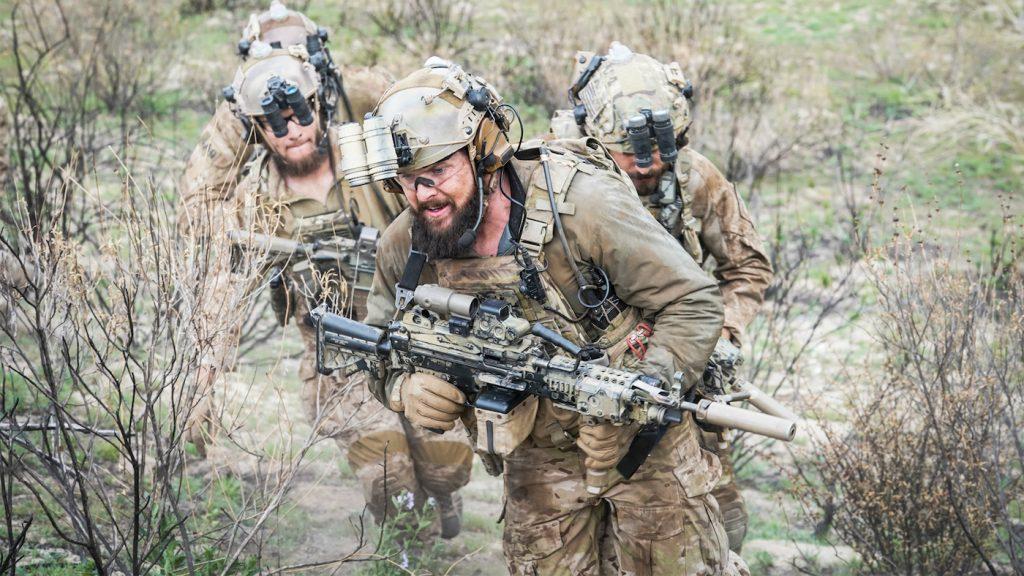 SEAL Team. Courtesy CBS