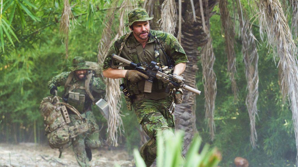 David Boreanaz in 'SEAL Team.' Courtesy CBS