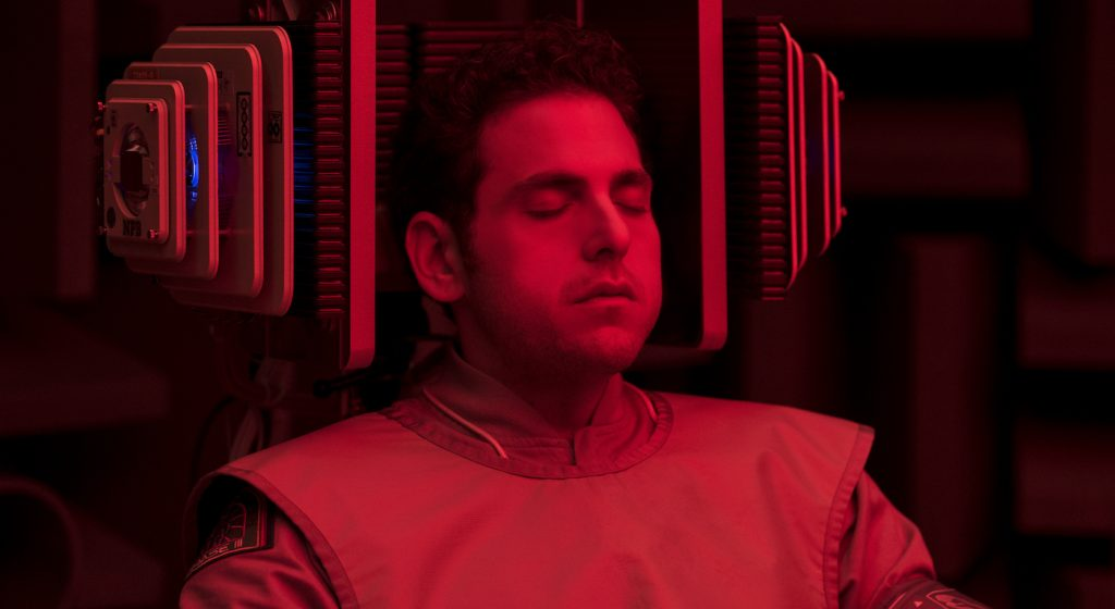 Jonah Hill in Netflix's 'Maniac.' Photo by Michele K Short. Courtesy Netflix.