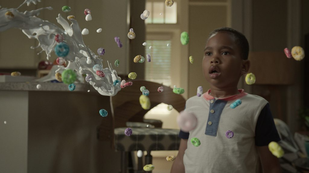 Ja'Siah Young in 'Raising Dion.' Courtesy Netflix.