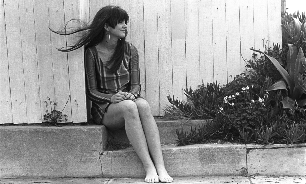Linda Ronstadt. Courtesy Greenwich Entertainment