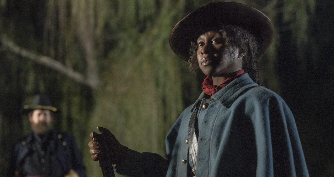 Cynthia Erivo stars as Harriet Tubman in HARRIET, a Focus Features release.   Credit: Glen Wilson / Focus Features