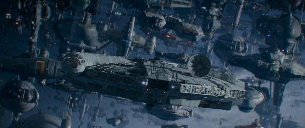 Courtesy Lucasfilm/Walt Disney Studios