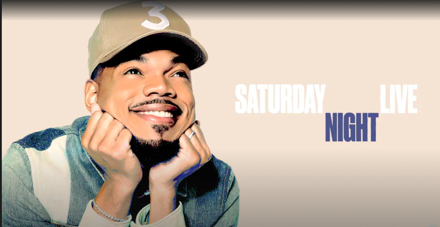 Chance the Rapper on 'Saturday Night Live.' Mary Ellen Matthews/NBC | ©2019/Mary Ellen Matthews/NBC