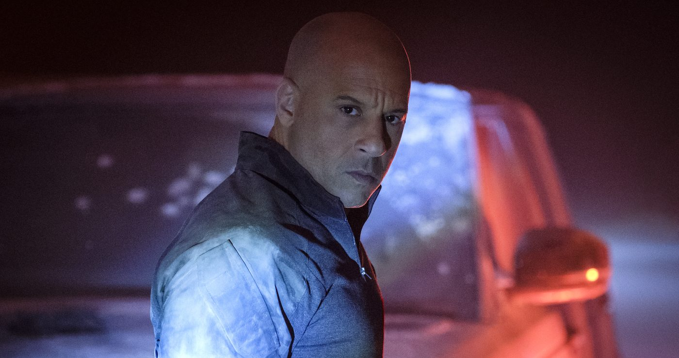 Bloodshot (Vin Diesel) in Columbia Pictures' BLOODSHOT. Credit: GRAHAM BARTHOLOMEW. © 2019 Sony Pictures.