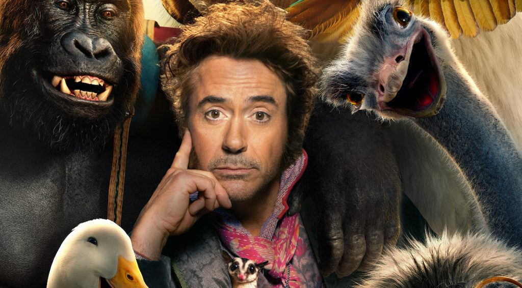 Robert Downey Jr. is 'Doolittle.' Courtesy Universal Pictures.