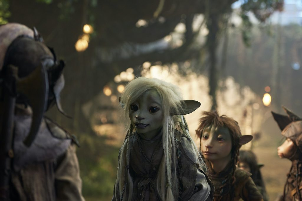 THE DARK CRYSTAL: AGE OF RESISTANCE. Photo credit: Kevin Baker / Netflix