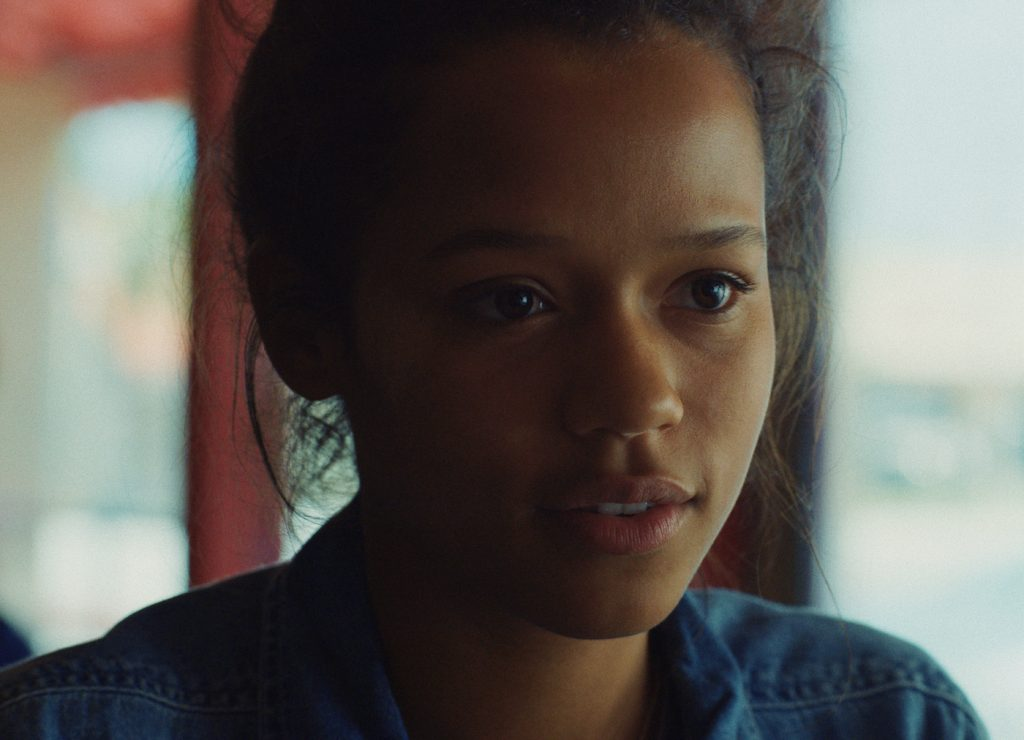 Taylor Russell. Courtesy of A24