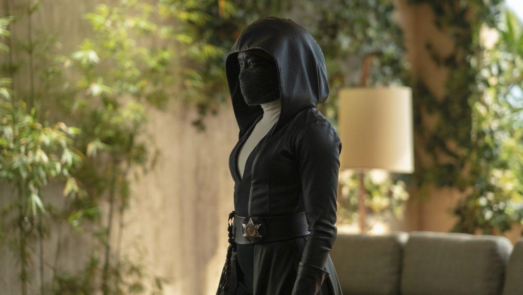 Regina King. Photo Mark Hill/HBO.