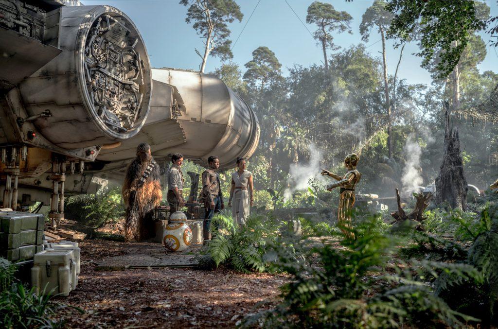 Courtesy Lucasfilm/Walt Disney Studios.