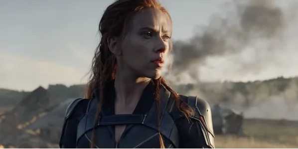 Scarlett Johansson is Natasha Romanoff in 'Black Widow.' Courtesy Marvel Studios/Walt Disney Studios