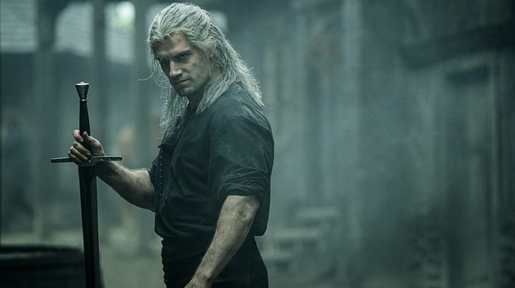 Henry Cavill is Geralt of Rivera in 'The Witcher.' Photo by: Katalin Vermes/Netflix.
