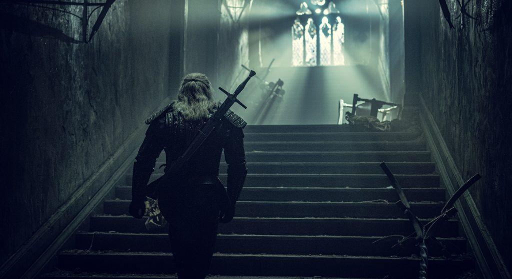 Henry Cavill in 'The Witcher.' Photo: Katalin Vermes/Netflix