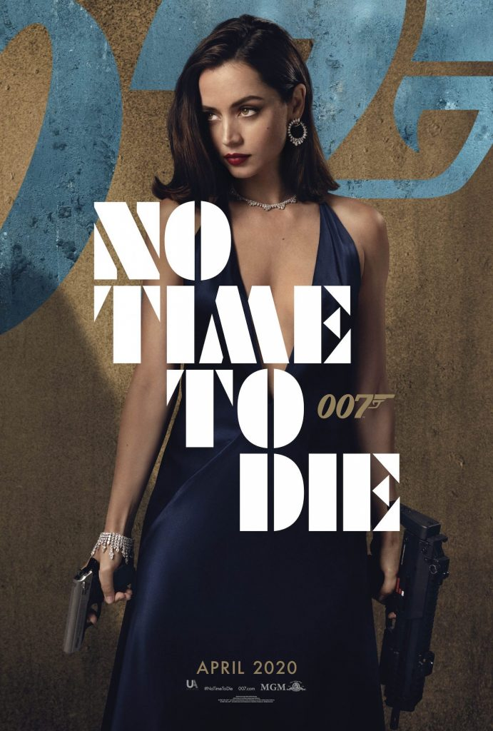 Ana de Armas is Paloma in 'No Time to Die.' Courtesy MGM.
