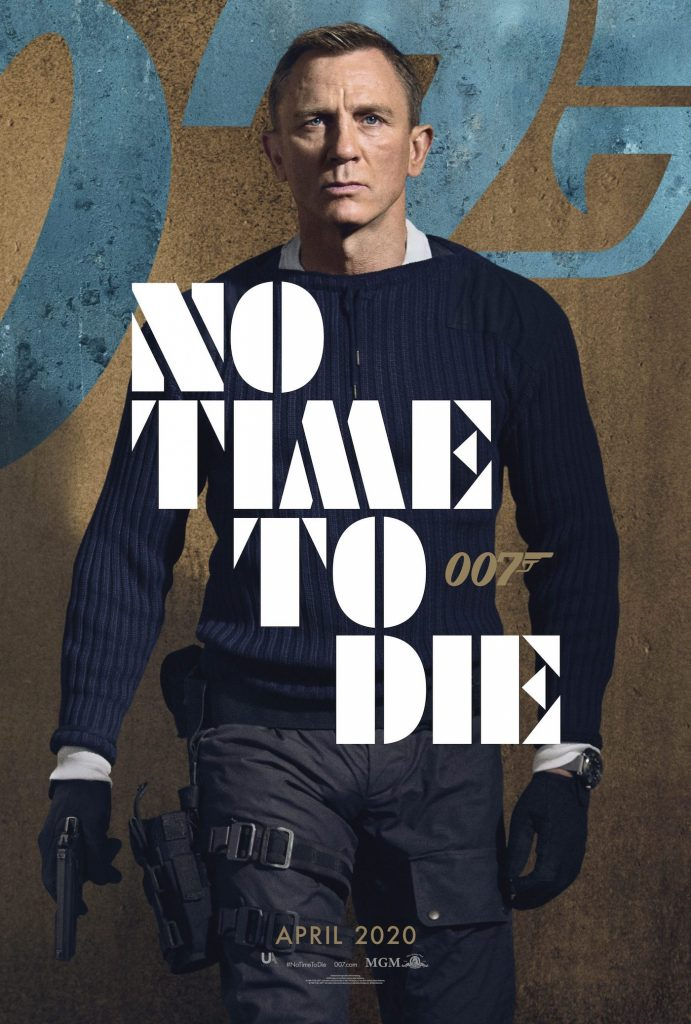 Daniel Craig is James Bond in 'No Time to Die.' Courtesy MGM.