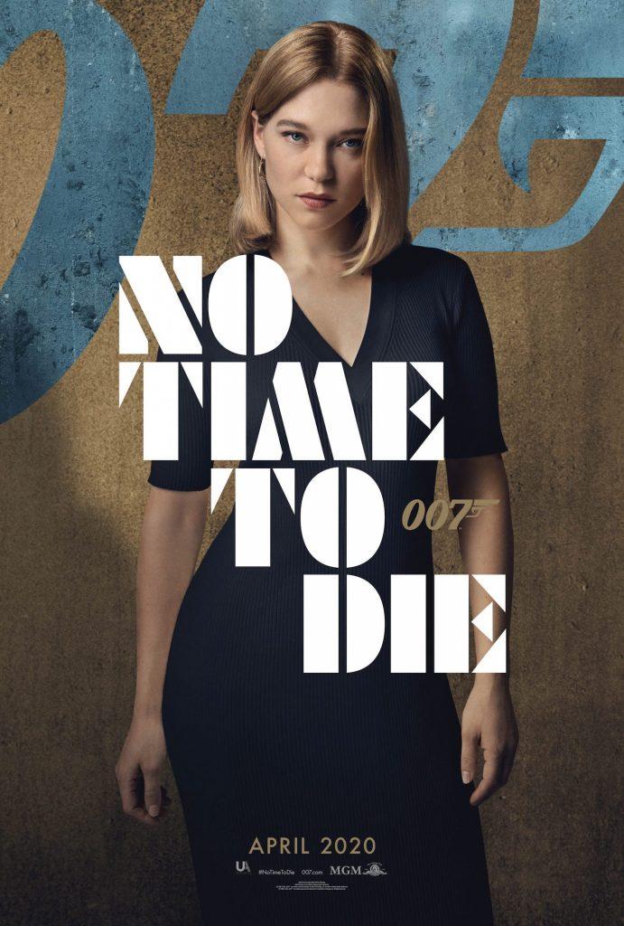 Léa Seydoux is Madeleine Swann in 'No Time to Die.' Courtesy MGM.