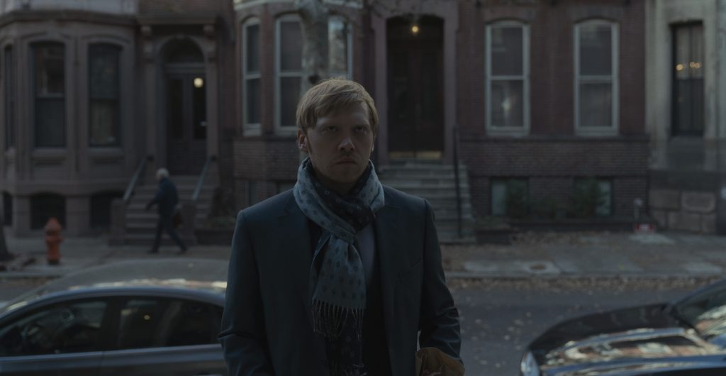 Rupert Grint in 'Servant.' Courtesy Apple TV