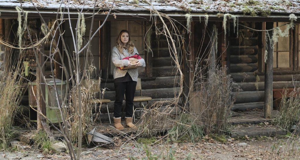 Alexandra Breckenridge in 'Virgin River.' Courtesy Netflix.
