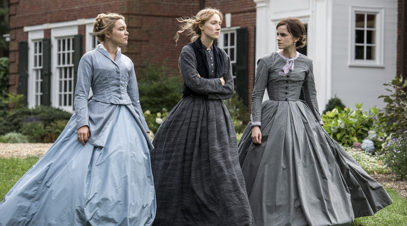 How Color and Cut Transformed the Characters of Little Women