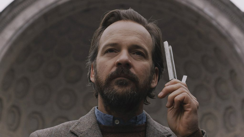 Peter Sarsgaard in 'The Sound of Silence.' Image Courtesy IFC Films