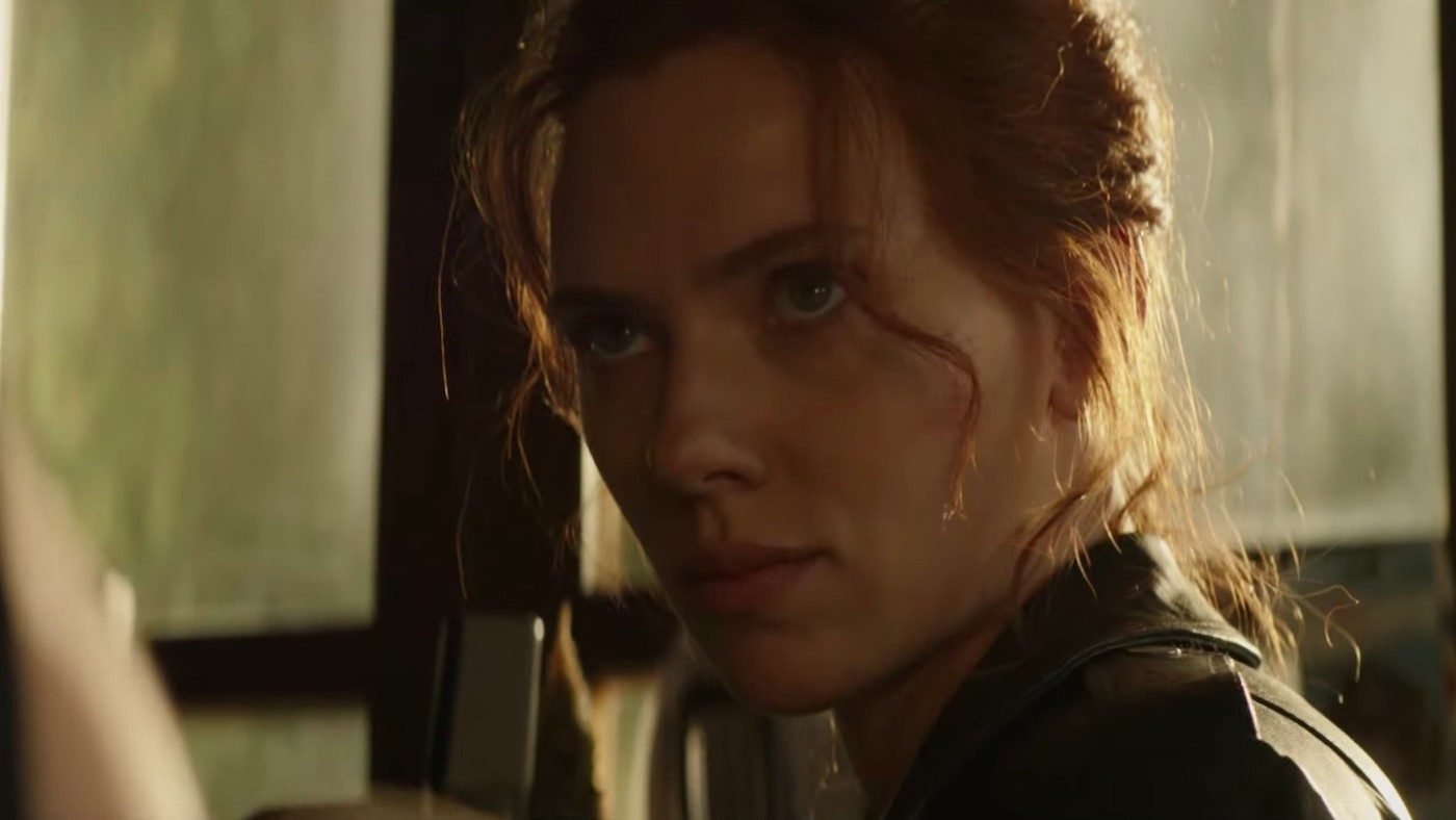 Scarlett Johansson is Natasha Romanoff in 'Black Widow.' Courtesy Marvel/Walt Disney Studios