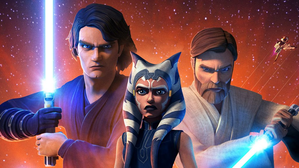 'The Clone Wars' final season is coming to Disney+. Courtesy Disney+/Walt Disney Studios