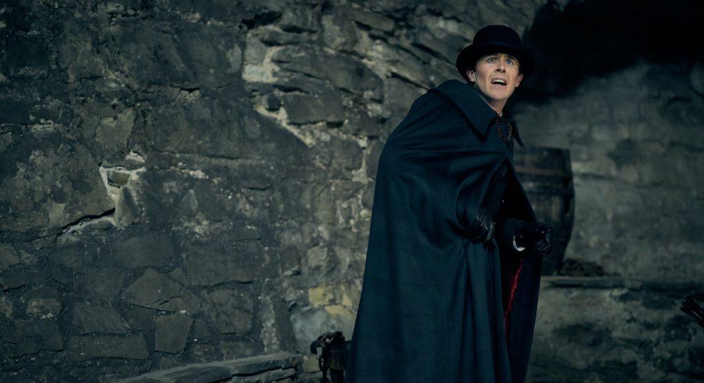 John Heffernan is Jonathan Harker in 'Dracula.' Courtesy Netflix.