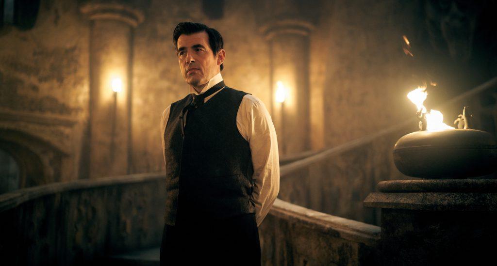 Claes Bang is Dracula in 'Dracula.' Courtesy Netflix.