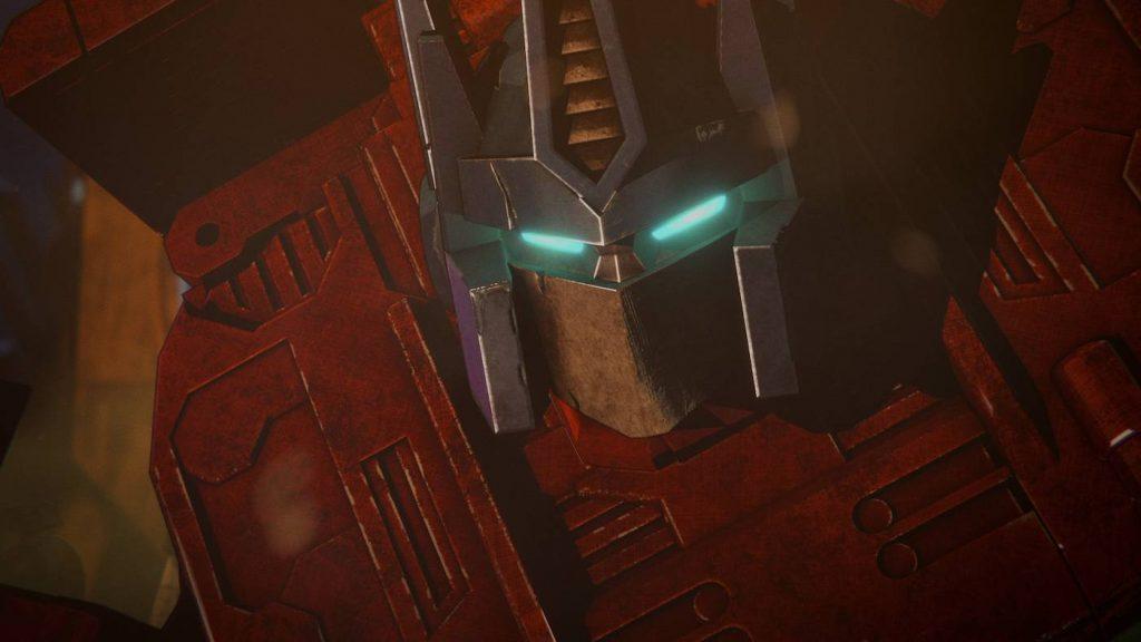 Optimus Prime in