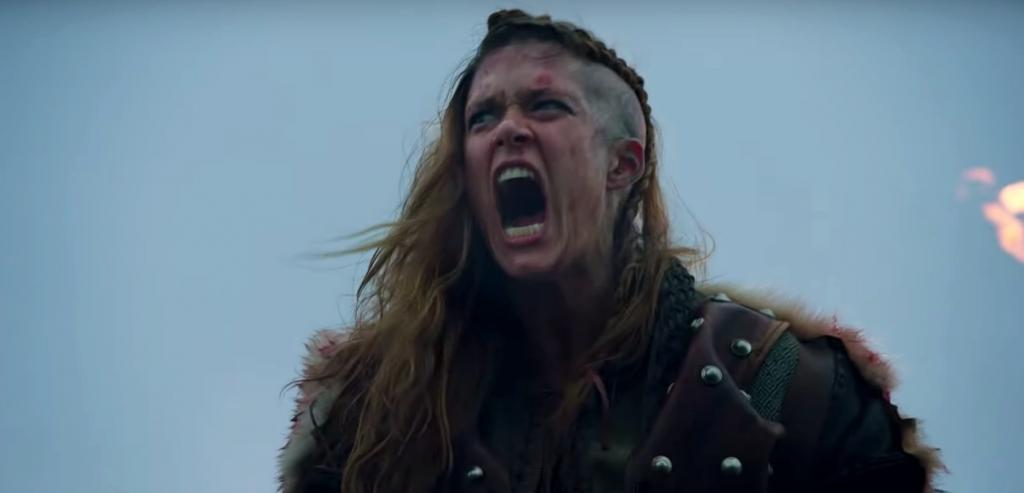 Krista Kosonen is Urd in 'Beforeigners.' Courtesy HBO