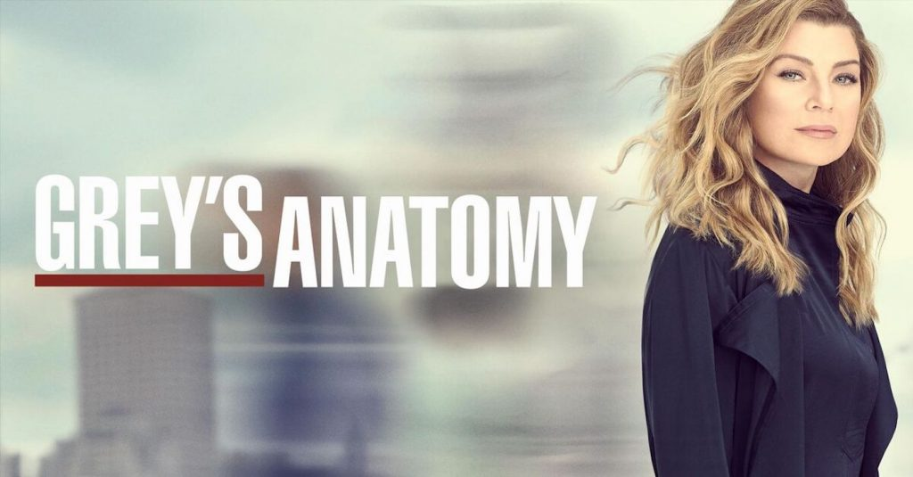 Ellen Pompeo is doctor Meredith Grey on 'Grey's Anatomy.' Courtesy ABC.