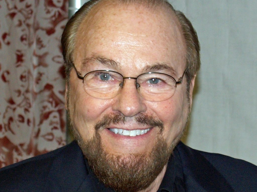 James Lipton at the 2007 Tribeca Film Festival. Photo by David Miller.