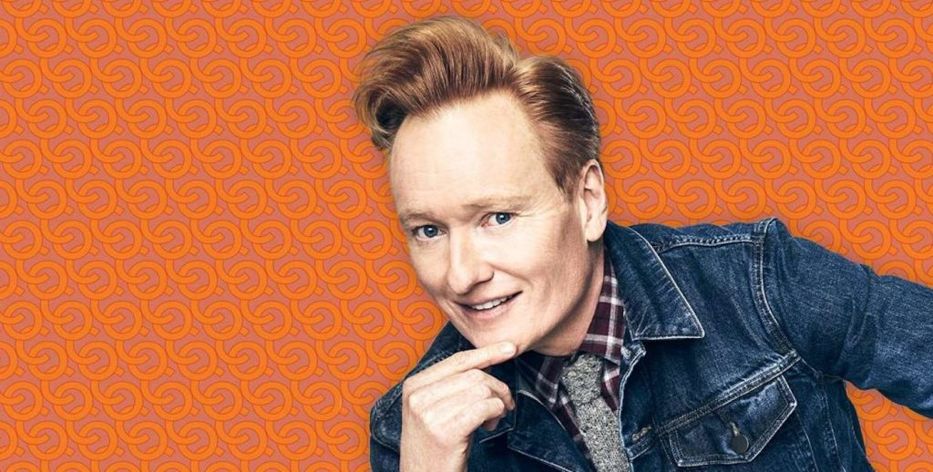 Conan O'Brien's show 'Conan' will start broadcasting new episodes, all shot on an iPhone, March 30. Photo courtesy TBS.