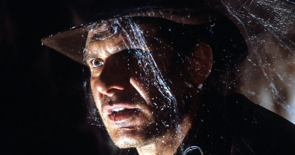 Harrison Ford In 'Indiana Jones And The Last Crusade'