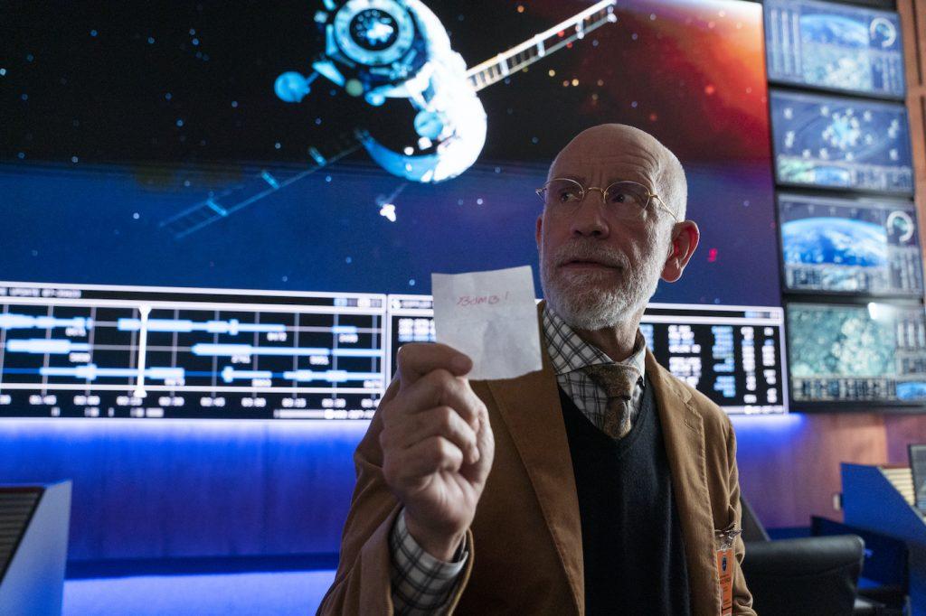 John Malkovich in SPACE FORCE. Photo by Aaron Epstein/Netflix