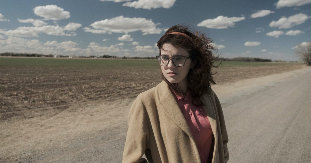 Kara Hayward is Iris Deerborne in 'To The Stars.' Courtesy Samuel Goldwyn Films.