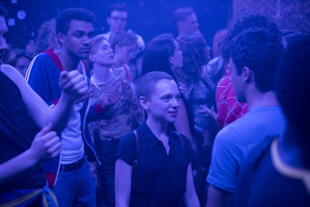 L-r: Shira Haas and Felix Mayr in 'Unorthodox.' Photo by Anika Molnar/Netflix