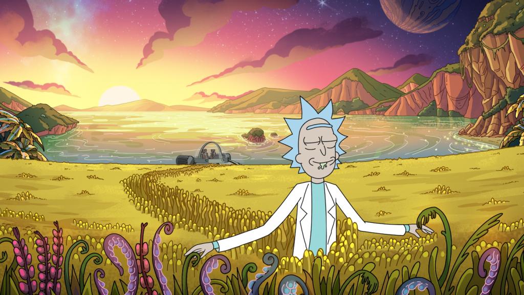 Rick and Morty, season 4. Photo courtesy Adult Swim.