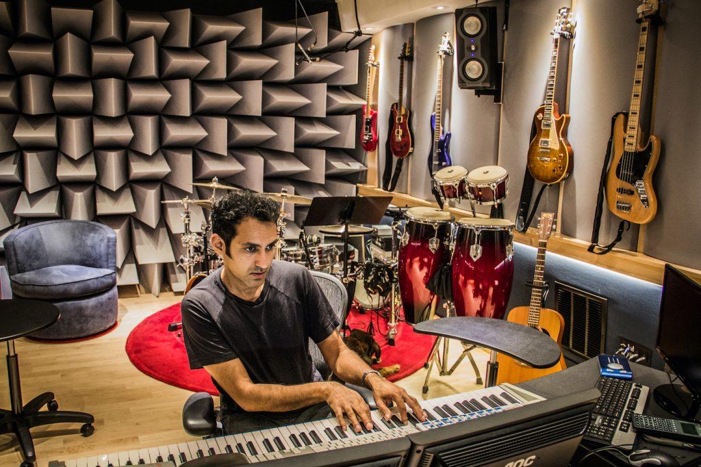 Featured image: Vivek Maddala at the Piano. Courtesy Vivek Maddala.