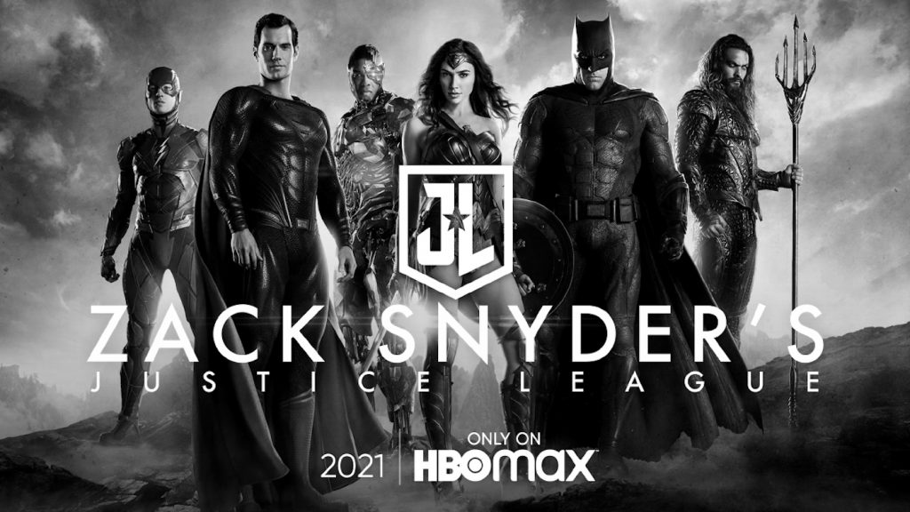 The Snyder Cut is real. Zack Snyder's Justice League is coming to HBO Max. Courtesy Warner Bros./HBO