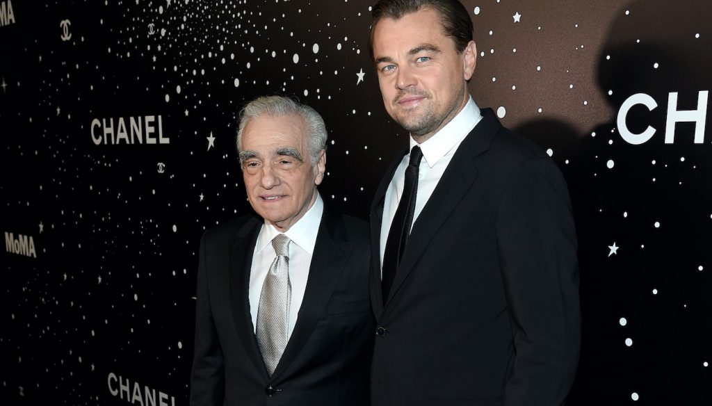 The Museum Of Modern Art Film Benefit Presented By CHANEL: A Tribute To Martin Scorsese - Arrivals