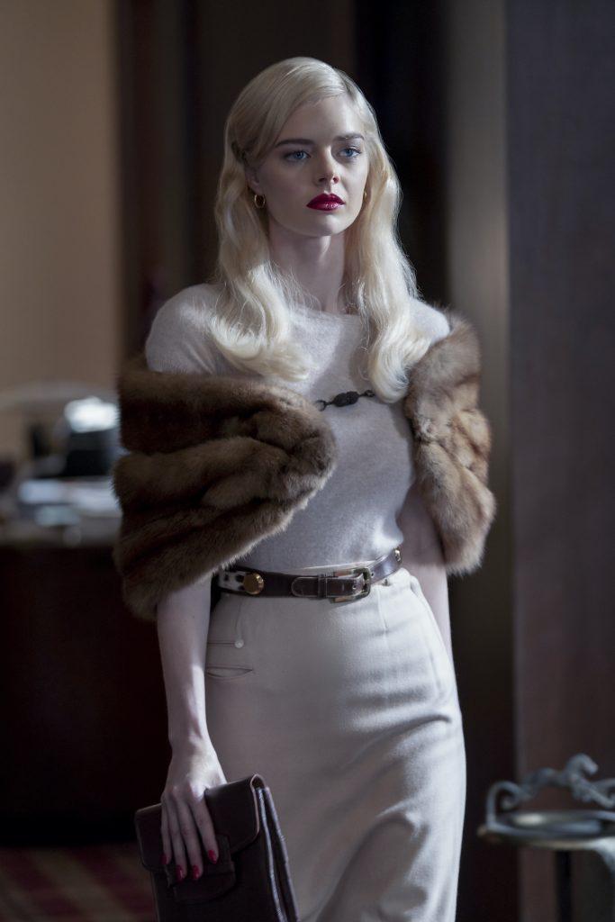 Claire Wood (Samara Weaving) in 'Hollywood.' Photo by: Saeed Adyan/Netflix (c)2020